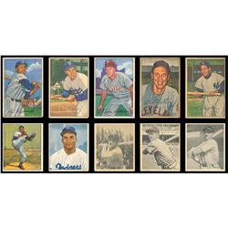 1948-1952 Topps and Bowman Collection (295)