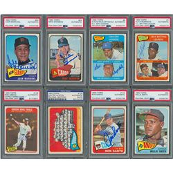 1965 Topps Signed Partial Set
