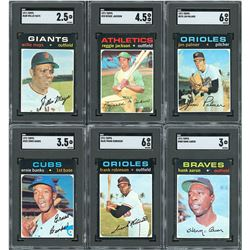 1971 Topps Complete Set of (752) Cards