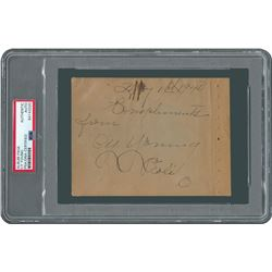 Cy Young Signature