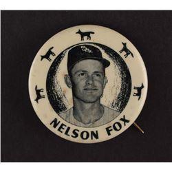 Nellie Fox Button