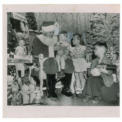 Babe Ruth Pair of Original Press Photographs