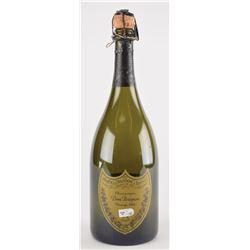 Tom Glavine's 300th Win Celebration Champagne Bottle