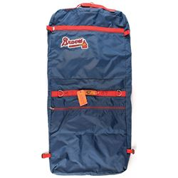Tom Glavine's Atlanta Braves Travel Garment Bag