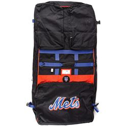 Tom Glavine's New York Mets Travel Garment Bag