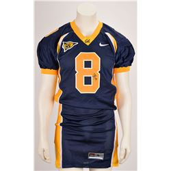 Aaron Rodgers Signed Game-used California Golden Bears Jersey