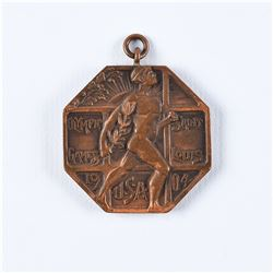 St. Louis 1904 Summer Olympics Official's Participation Medal/Badge