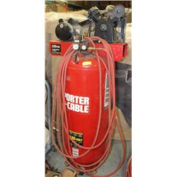 PORTER CABLE 240V 135 PSI AIR COMPRESSOR