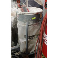KING DUST COLLECTOR FOR TABLE SAW
