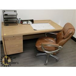 "OFFICE DESK (60"" X 30"" TABLE TOP) WITH LIFT OFFICE"