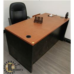 OFFICE DESK WITH HYDRAULIC LIFT OFFICE CHAIR