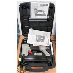 PORTER CABLE BRAD NAILER WITH CASE