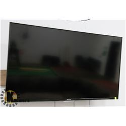 "HISENSE 49"" ROKU TV WITH WALL MOUNT"