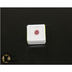 #88-NATURAL RED RUBY GEMSTONE 4.0CT