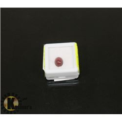 #90- NATURAL RED RUBY GEMSTONE 4.0CT
