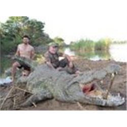 African Crocodile Hunt