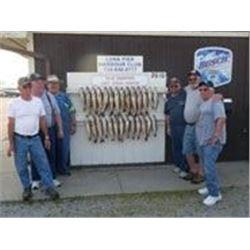 Michigan Walleye Fishing Charter
