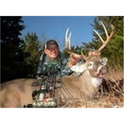 Kansas Whitetail Archery Hunt