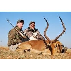 7-Day South African Plains Game Hunt
