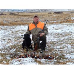 Three Cross Pheasant Youth Hunt