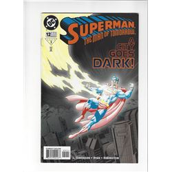 Superman The Man of Tomorrow Issue #12 by DC Comics