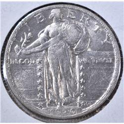 1920 STANDING LIBERTY QUARTER, AU