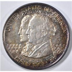 1921 ALABAMA COMMEM HALF DOLLAR  BU