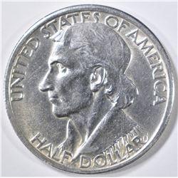 1935 BOONE COMMEM HALF DOLLAR  BU