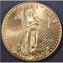 1996 BU $50 ONE OUNCE AMERICAN GOLD EAGLE