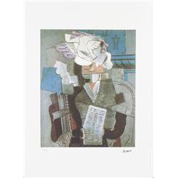 Pablo Picasso Spanish Signed Litho 120/200
