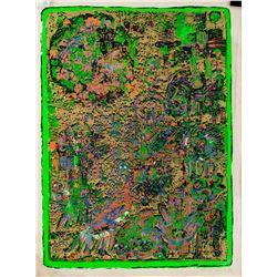 Harold Barling Town Canadian Abstract