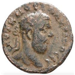 Macrinus 217-218 AD AE17 Antioch Mint