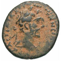 Syria Antoninus Pius 138-161 AD AE Semis Antioch