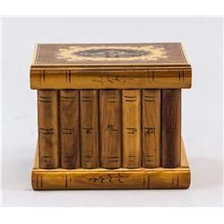Italian Gabriella Wooden Jewelry Box