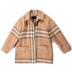 Burberry London Heavy Wool Coat