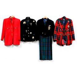 Escada Couture & Margaretha Ley Clothing
