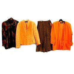 Collection of Vintage Designer Clothing