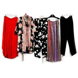 Collection of Assorted Designer Clothing