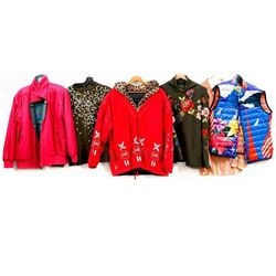 Collection of Bogner Clothing