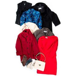Collection of Designer Clothing & Accessories