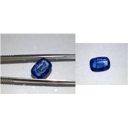 Natural Ceylon Cornflower blue Sapphire 3.60 carats