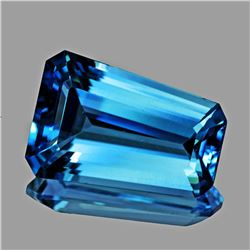 Natural  AAA Fire AAA Swiss Blue Topaz 19.74 Cts  FL