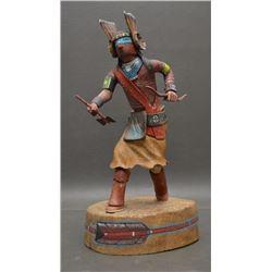 HOPI INDIAN KACHINA (JOHN FREDRICKS)