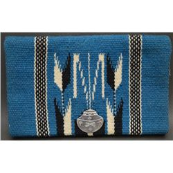 CHIMAYO INDIAN TEXTILE PURSE