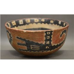 TONTO INDIAN POTTERY BOWL