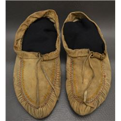 EASTERN INDIAN MOCCASINS