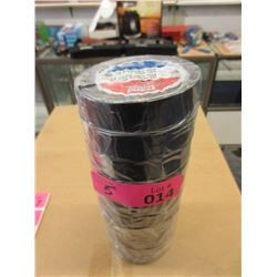 5 New Tubes of 10 PVC Electrical Tape