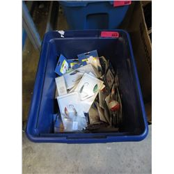 Tote of 50+ New Fishing Lures