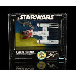 STAR WARS: A NEW HOPE - Diecast Y-Wing Fighter - Sealed
