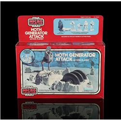 STAR WARS: THE EMPIRE STRIKES BACK - Micro Collection Hoth Generator Attack